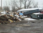 Salvage Yard Springfield Ohio